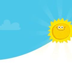 مسابقه لبخند آبی آسمان