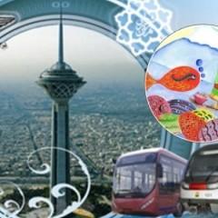مترو و BRT رایگان در نوروز 94